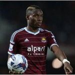West Ham United's Diafra Sakho