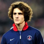 Adrien RABIOT  - 06.11.2012 - Paris Saint Germain / Dinamo Zagreb - Champions League Photo : Amandine Noel / Icon Sport