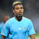 Mario LEMINA - 18.09.2013 - Marseille / Arsenal - Ligue des Champions Photo: Amandine Noel / Icon Sport
