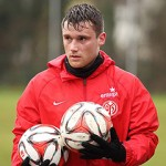 CHRISTIAN CLEMENS TRAINING MAINZ 05 MAINZ PUBLICATIONxNOTxINxUSA