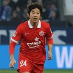 Joo Ho Park FSV Mainz 05 29 11 2014 Fussball 1 Bundesliga Schalke 04 vs FSV Mainz 0