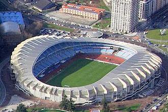 Vista del complejo deportivo de Anoeta.
