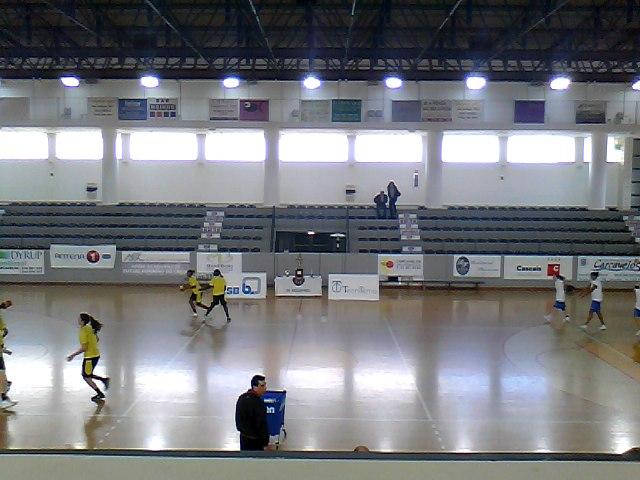 Pavilhão Desportivo dos Lombos