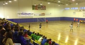 Pavilhão Gimnodesportivo da Burinhosa