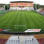 Stade Saint Symphorien - 11.05.2008 - Metz / Lorient - Ligue 1 L1 - foot football - largeur ambiance pelouse vue generale