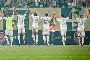 HNK Rijeka made history after reaching the play-off round.