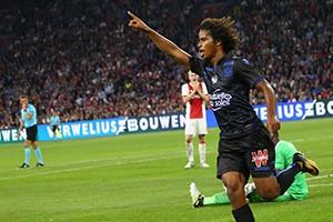 Vincent Marcel guarantees Nice's qualification.