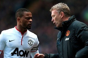 Will Evra rejoin David Moyes, this time at West Ham United?